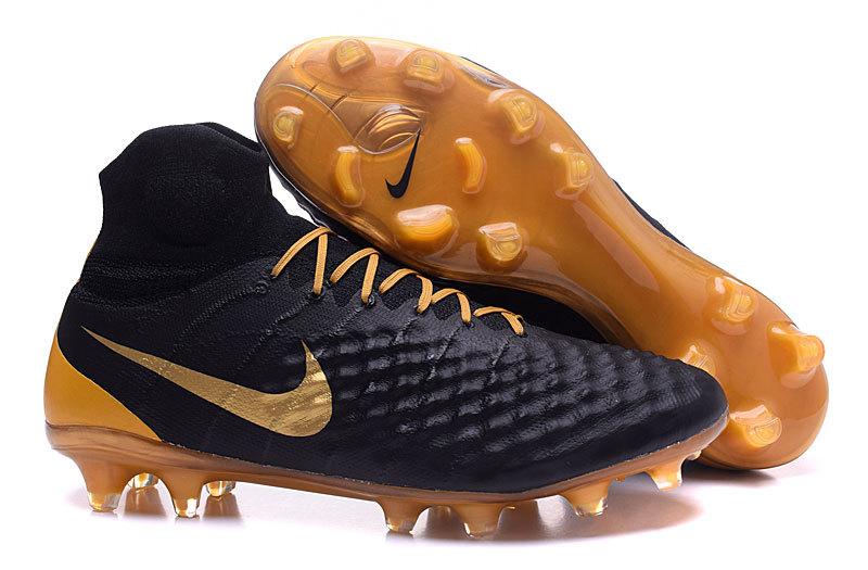 brand new 9c5d4 de9ac Prev Nike Magista Obra II FG Soccers Football Shoes Volt Black Gold. Zoom