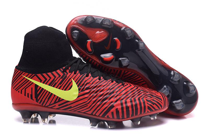 c46eec930458 Prev Nike Magista Obra II FG Soccers Shoes ACC Waterproof Black Red Zebra  Stripes. Zoom