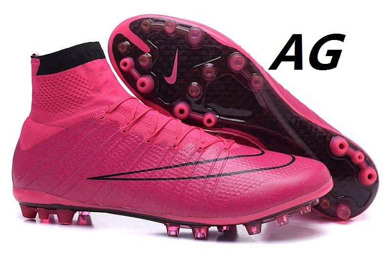 e83179cc Nike Mercurial Superfly ACC AG Hyper Pink Hyper Pink Black 717138 ...