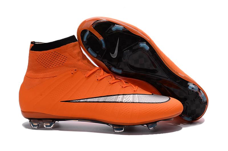 online store b5b9e fc9d0 Nike Mercurial Superfly FG Mango Soccer Cleats 641858-803 - Febbuy