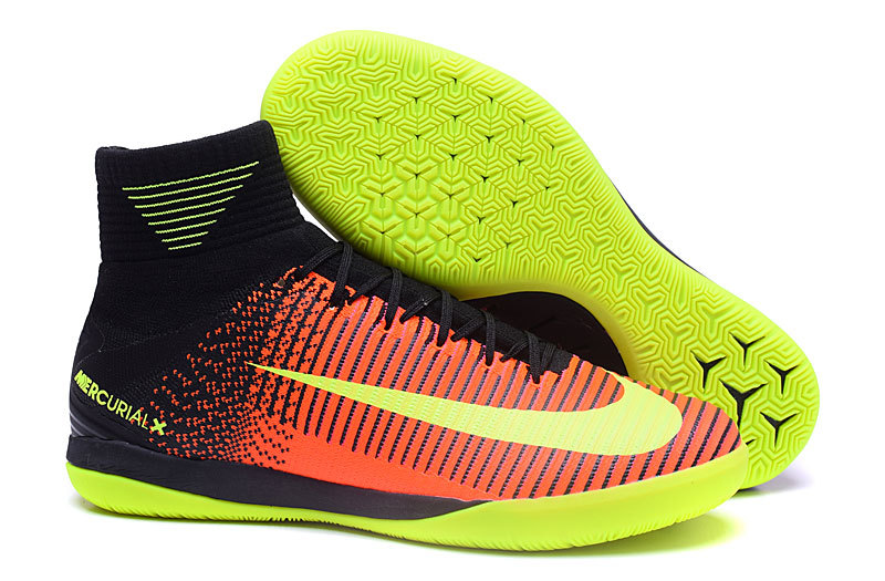 best website f5f53 1ad21 Prev Nike Mercurial X Proximo II IC ACC MD Football Shoes Soccers Total  Crimson Volt Pink