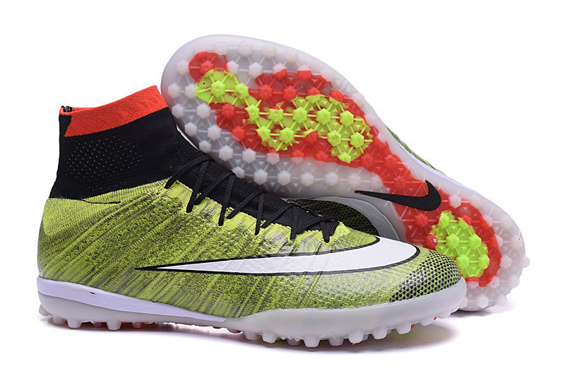 62b1d20ddf4c Prev Nike Mercurial X Proximo Street TF Turf Multi Color Soccers Cleats  Green 718777-011. Zoom