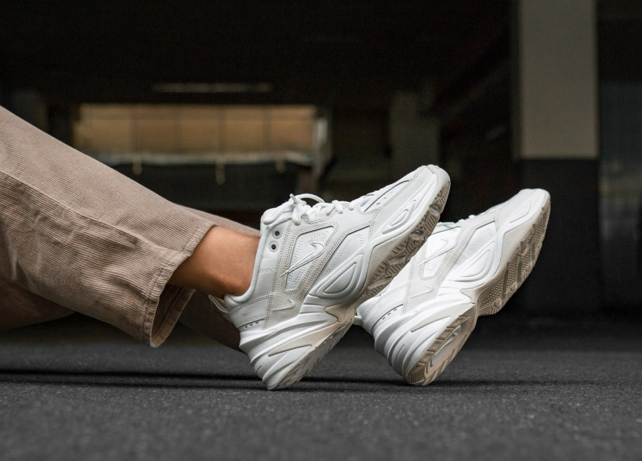 ed959b53791 Nike M2K Tekno Phantom Summit White Sneakers AO3108-006 - Febbuy