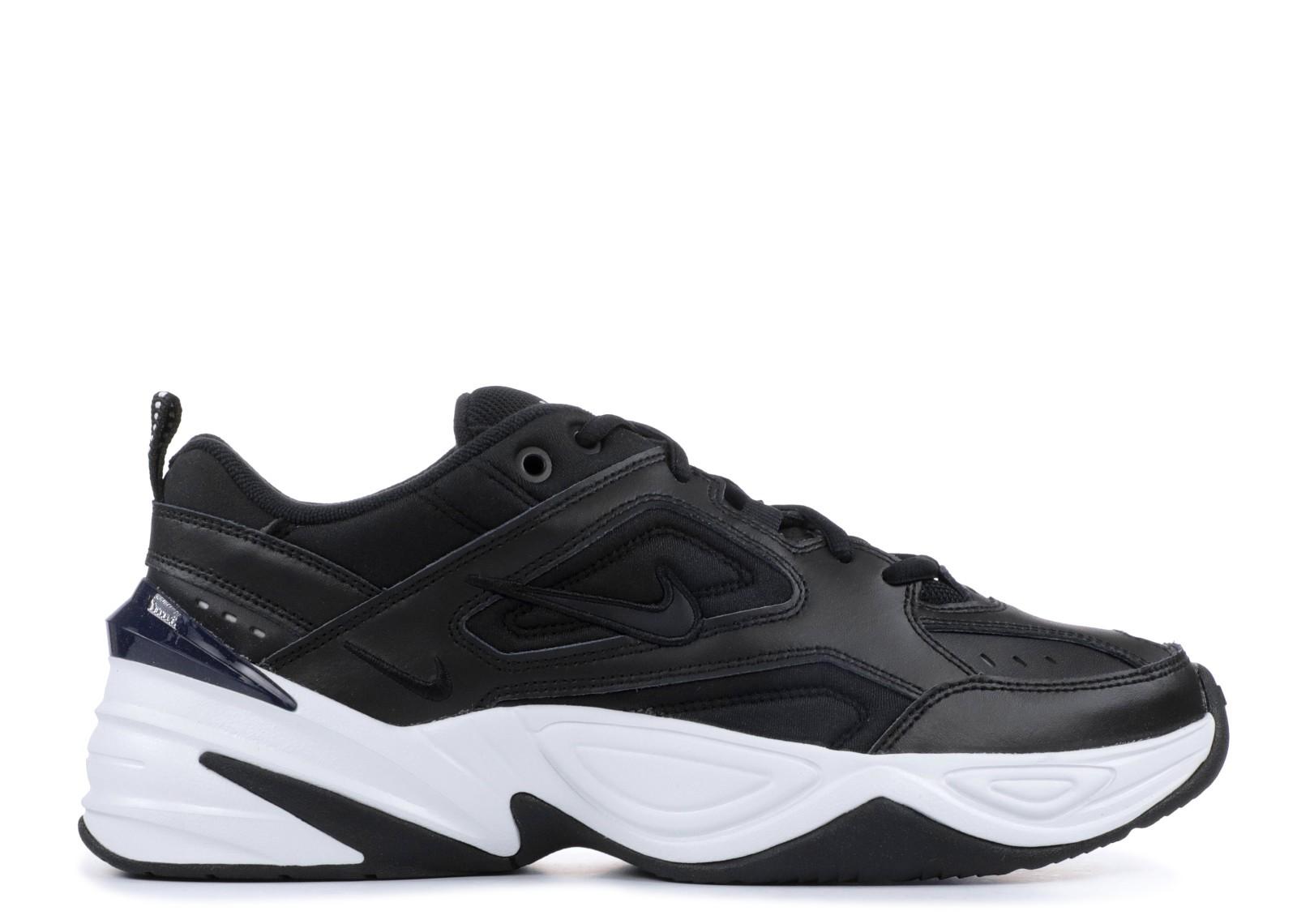33f2f9ff7dc W Nike M2k Tekno Off White Black Obsidian AO3108-003 - Febbuy