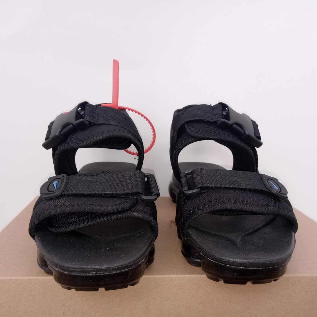 09130af0febcc Off White X Nike Design Men Sandals Shoes Black All