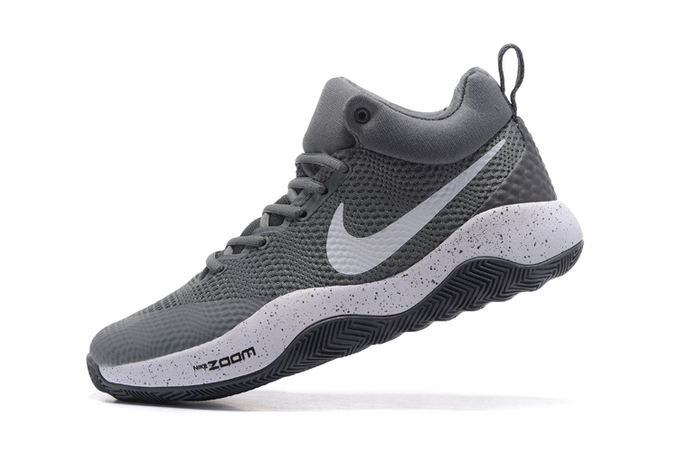 57f4eeb75f70 Prev Nike Zoom Rev EP Hyperrev 2017 Grey White Men Basketball Shoes  852423-011. Zoom