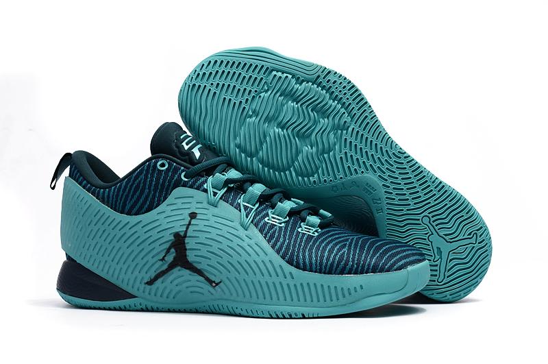 free shipping 3483a 771a3 Prev Nike Air Jordan CP3 X Blue Black Men Basketball Shoes 854294. Zoom