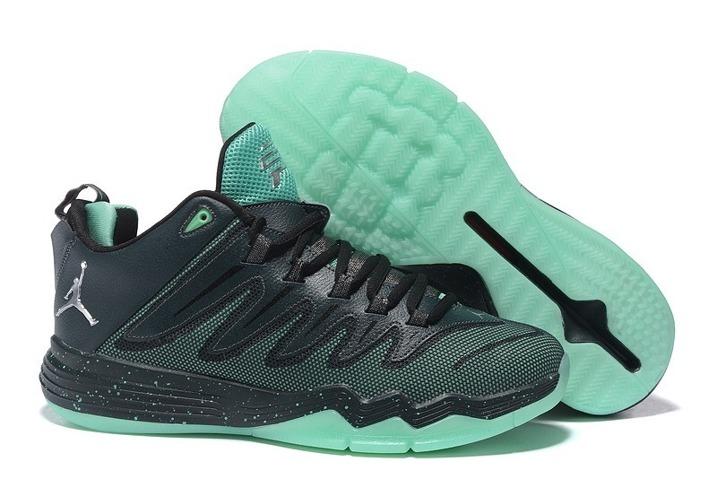 super popular ab6d5 98e37 Prev Nike Jordan CP3 IX 9 China Dragon Chris Paul Basketball Shoes Black  Seaweed Silver Emerald 810868