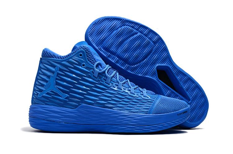 f6e43ef5f83d Nike Jordan Melo M13 XIII blue Men Basketball Shoes - Febbuy