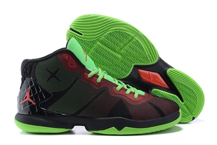 7f718d507acd italy prev nike jordan super fly 4 jumpman blake griffin men basketball  shoes black red green