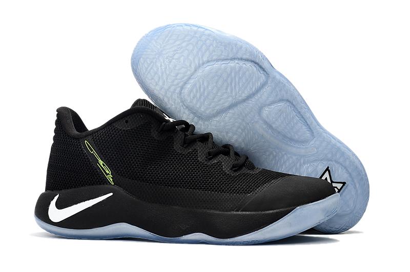 7c3aa47d1fb Prev Nike Paul George PG2 Men Basketball Shoes Black Silver 878628. Zoom