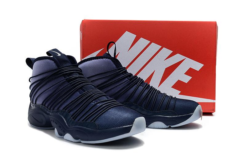 5dea1a1d78b0 ... discount code for nike zoom cabos navy blue mens sneakers shoes febbuy  3de46 14e72