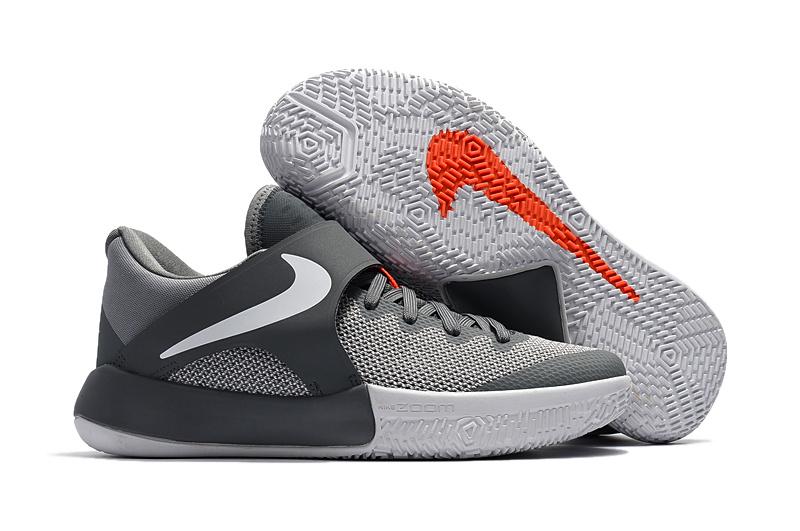 d78e06aa5a8e Prev Nike Zoom Live EP 2017 Grey White Men Basketball Shoes 852420-010. Zoom