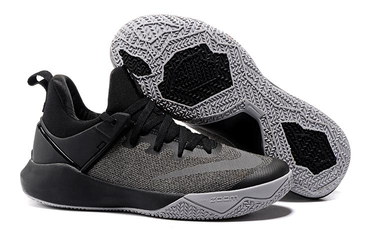 fadcb88726d Prev Nike Zoom Shift Men Basketball Shoes Black Wolf Grey Reflect Silver  897653-002. Zoom