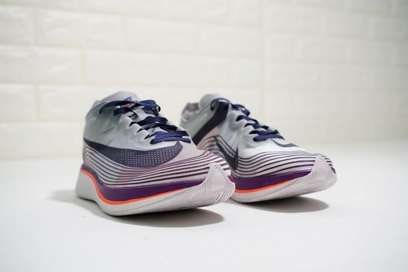 63f61908acdd Nike Lab Zoom Fly SP Gray Purple AA3172-104 - Febbuy