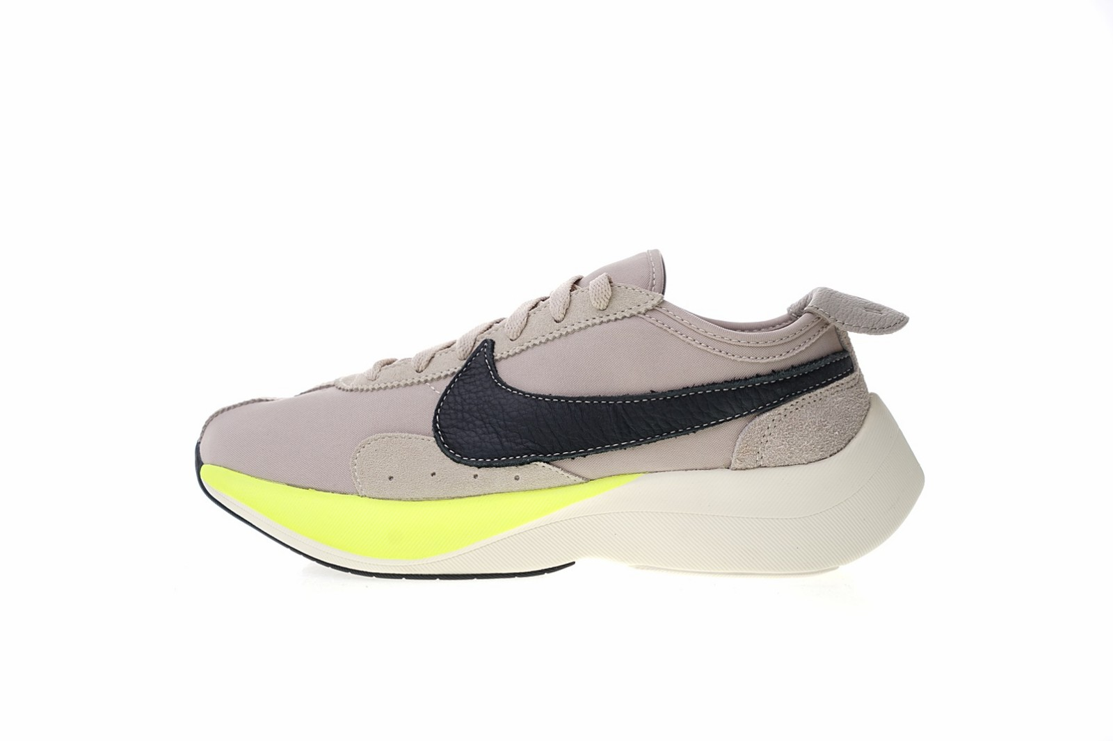 low priced 2b6fb 56d3b Prev Nike Moon Racer Khaki String Black Sail Volt AQ4121-200