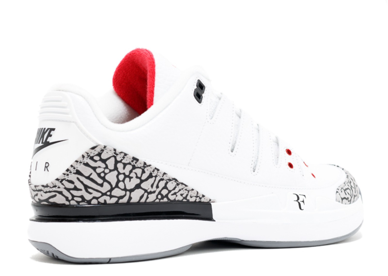 d8dfa843 Zoom Vapor Aj3 Fire White Cement Red Grey 709998-160 - Febbuy