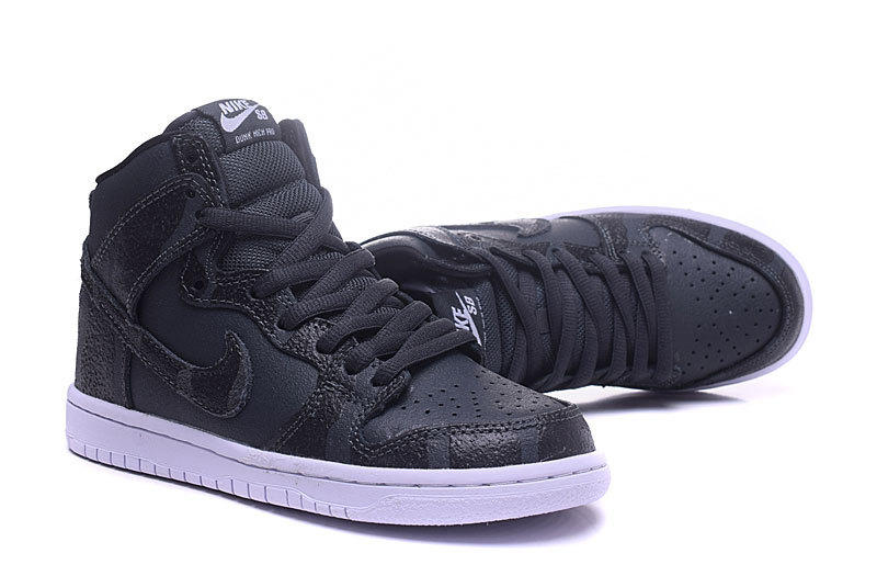 new product 6fd5d 6f6ea Nike DUNK SB High Skateboarding Unisex Shoes Lifestyle Shoes Black Purple  313171