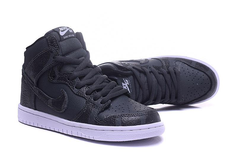 c97e5da9f8f3 Nike DUNK SB High Skateboarding Unisex Shoes Lifestyle Shoes Black Purple  313171