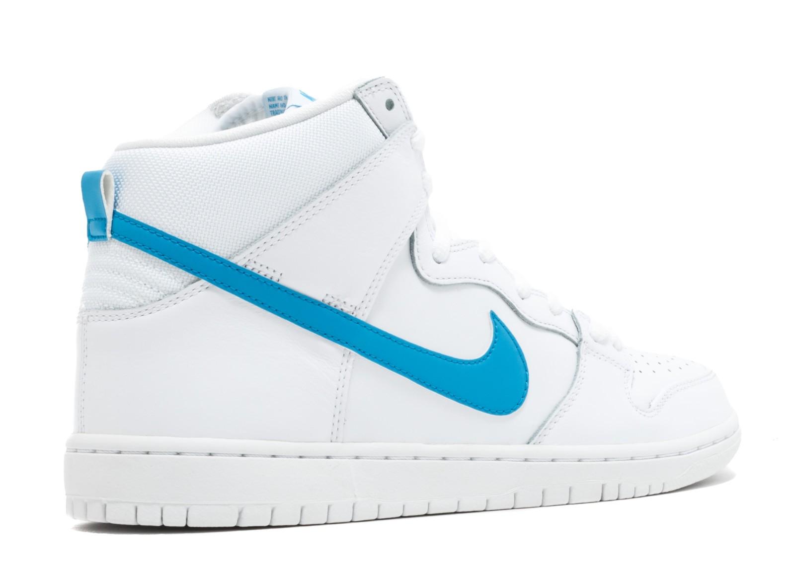 half off 49d1d df4b1 Nike Sb Dunk High Trd Quickstrike Mulder Blue White Orion 881758-141