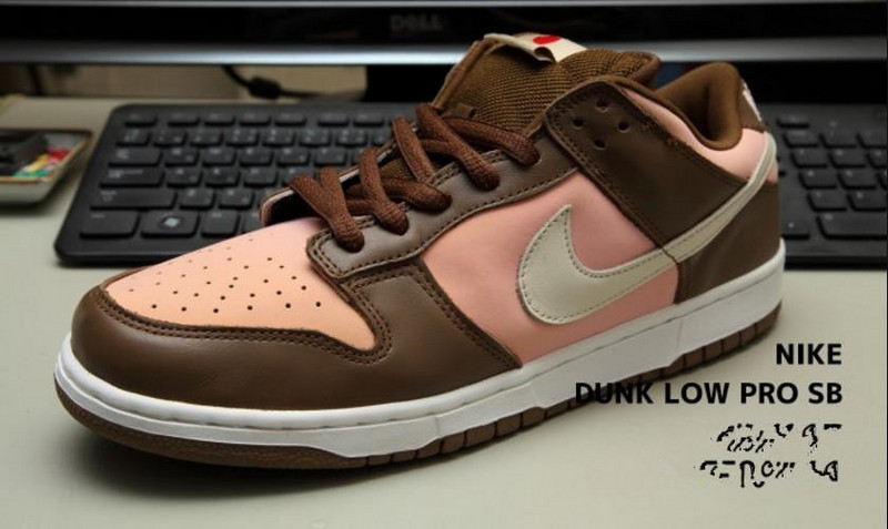 competitive price 16a14 4fac2 Prev Nike DUNK SB Low Skateboarding Shoes Lifestyle Unisex Shoes Stussy  Pink Brown 304292-671. Zoom
