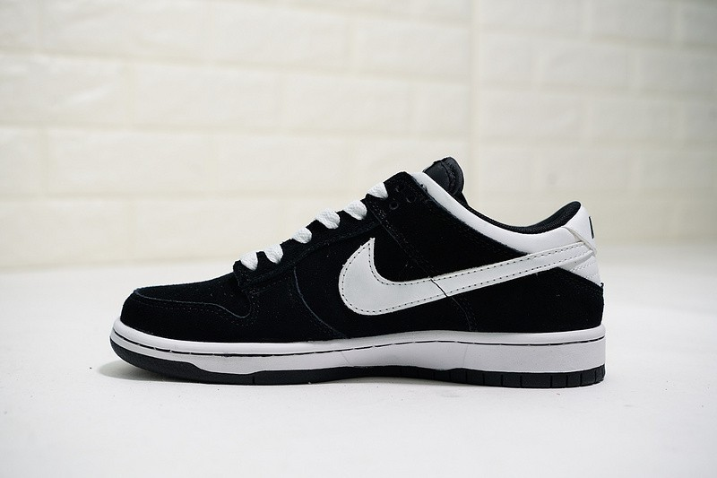 Nike Dunk Low Black White Casual Shoes 310569-020 - Febbuy f50f10049