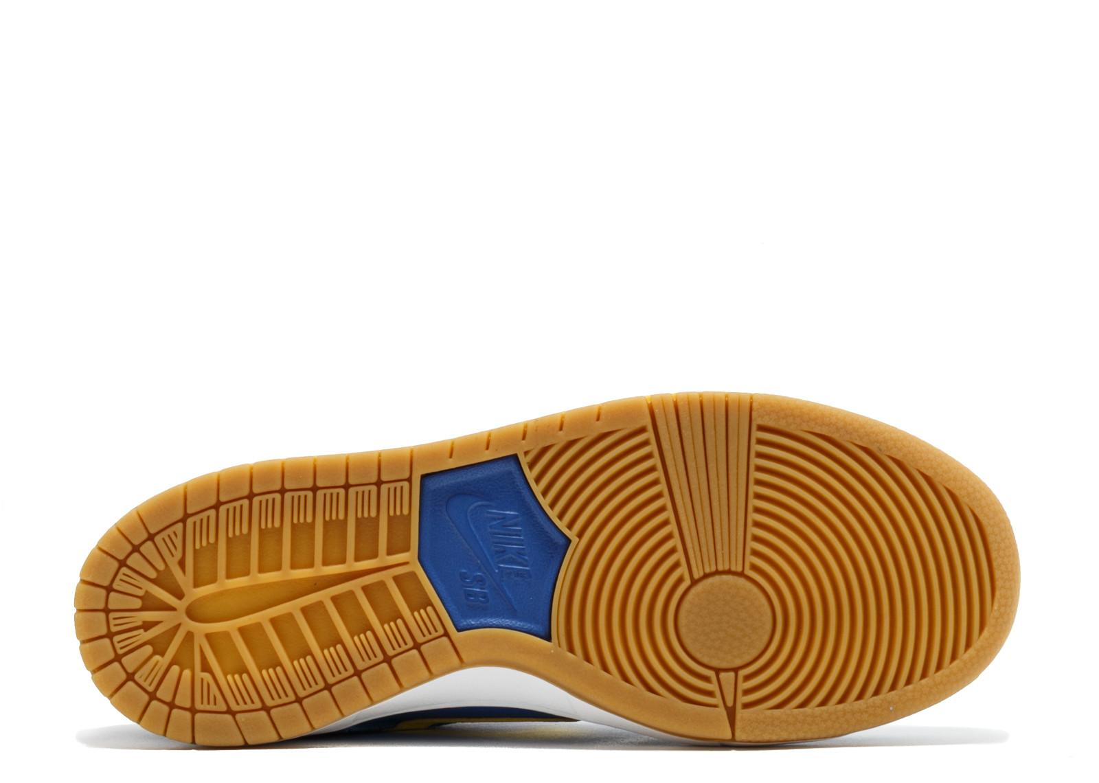 release date 105c8 35a0d Nike Sb Zoom Dunk Low Pro Boca Jr Lightening White Royal Varsity 854866-471