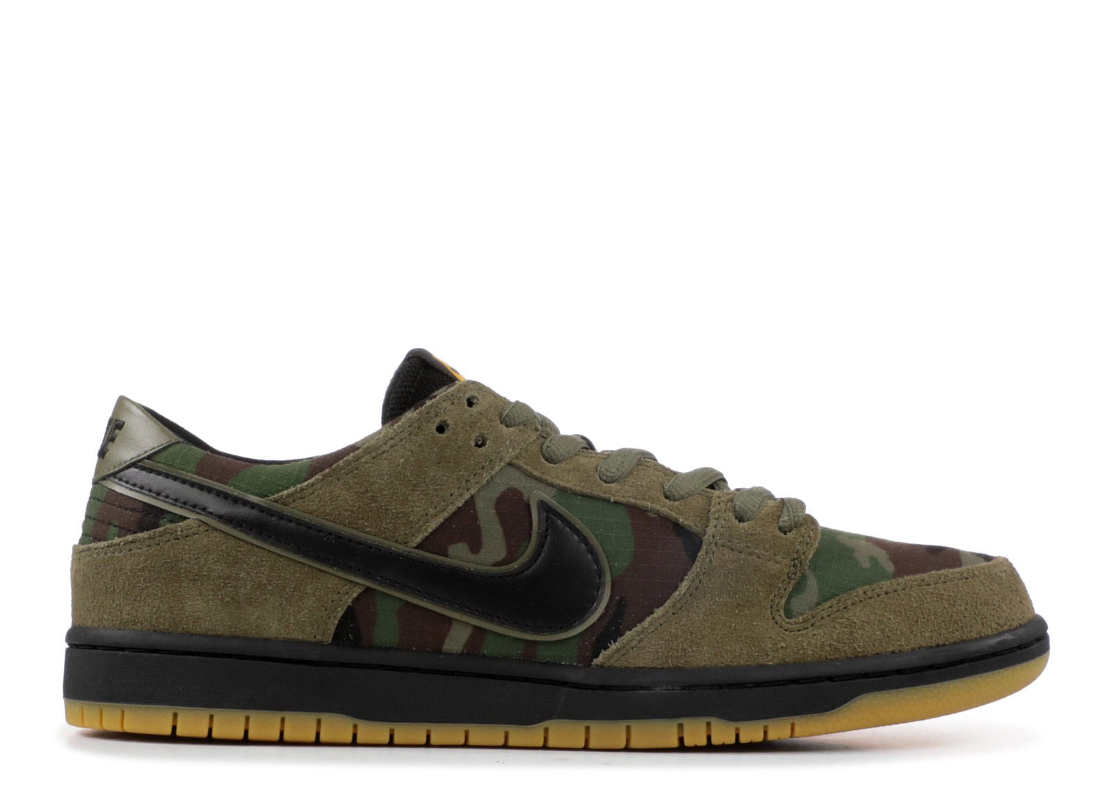 super popular b3c8a 2ac0b Prev Nike SB Zoom Dunk Low Pro Camo Olive Medium Black 854866-209. Zoom
