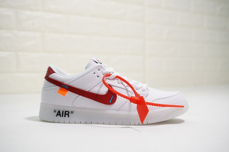 767831418b Move your mouse over image or click to enlarge. Next. CLICK IMAGE TO  ENLARGE. Off White x Nike Dunk Low Pro SB Canvas ...