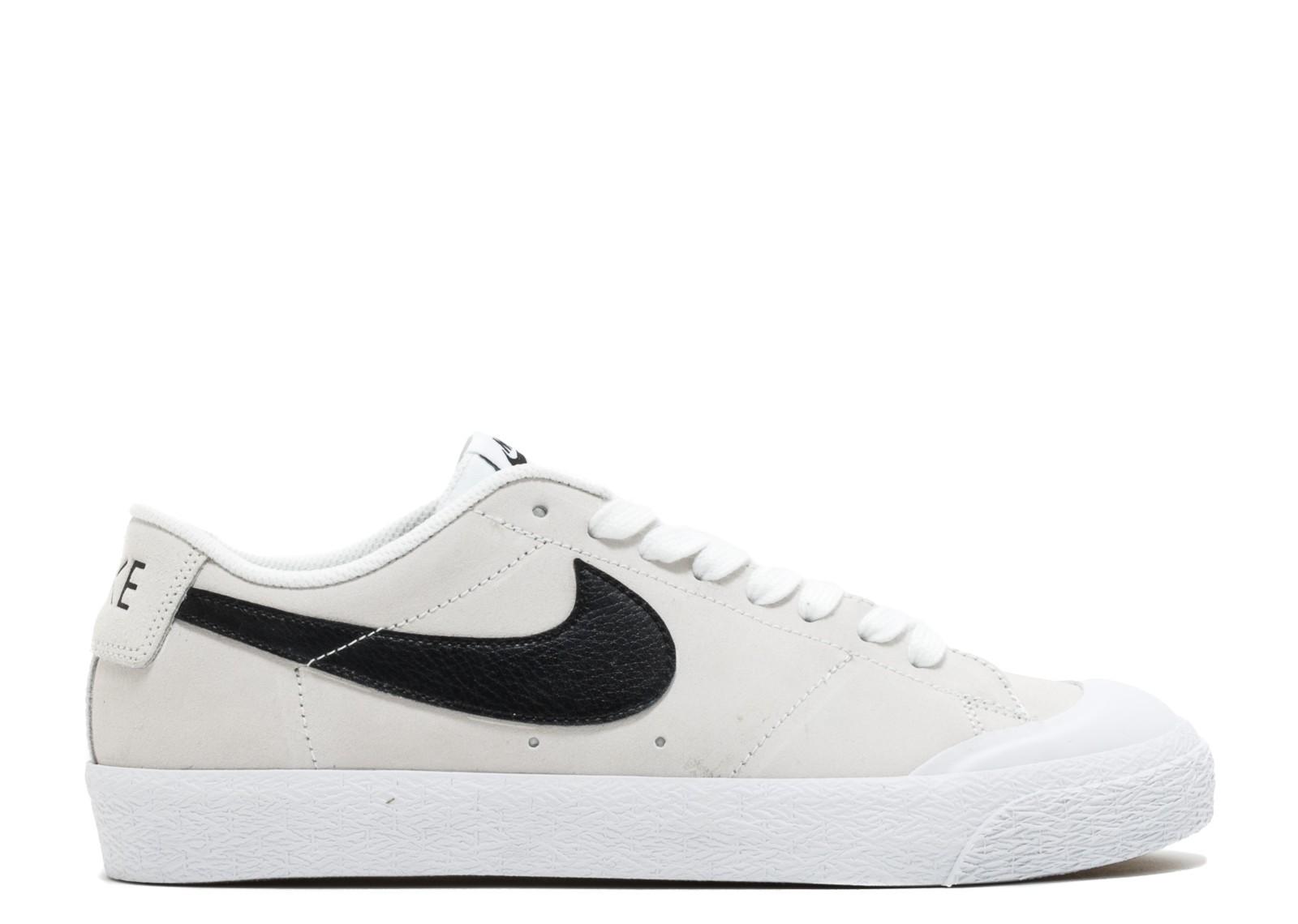 Nike Sb Blazer Zoom Low Xt White Summit Black 864348-101