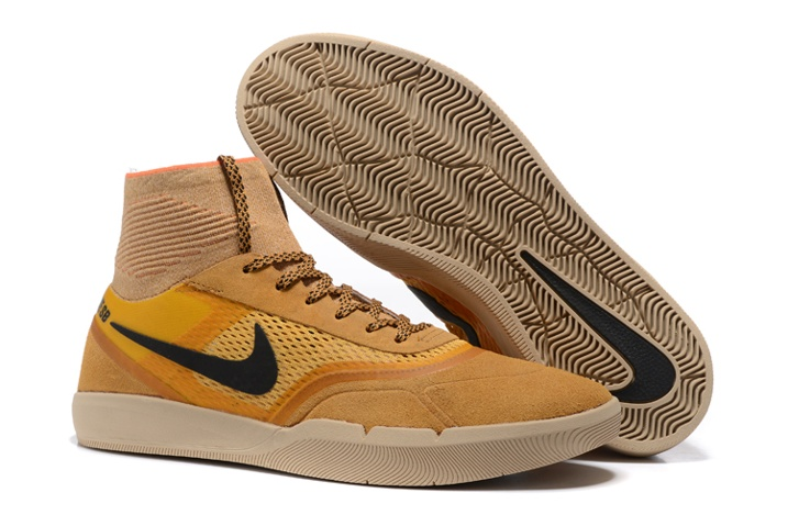 c5d9b88b7eb Prev Nike SB Hyperfeel Koston 3 III Yellow Black Men Skateboarding Shoes  819673-006. Zoom