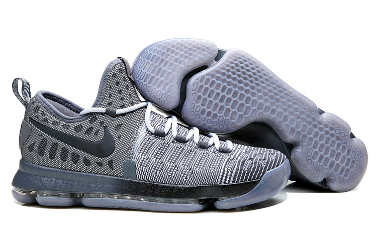 the latest 3c494 2cb83 Prev Nike Zoom KD 9 EP IX Battle Grey Kevin Durant Men Basketball Shoes  844382-002. Zoom