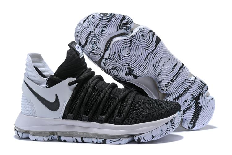 da50ecde92332 Prev Nike Zoom KD X 10 Men Basketball Shoes White Black Special New. Zoom