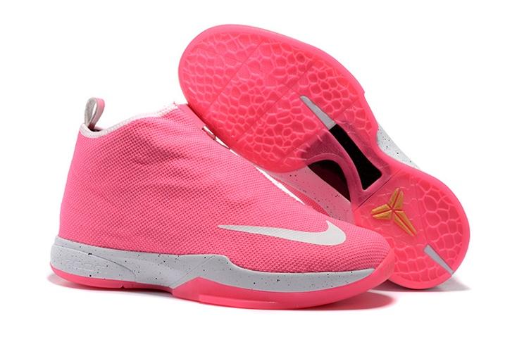 6e429a52799d Prev Nike Zoom Kobe Icon Jacquard Men Casual Shoes Pink White 818583. Zoom