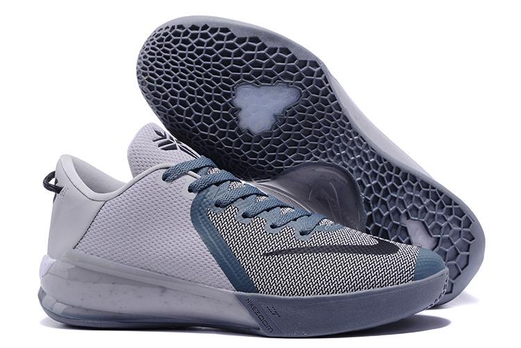 71df4c7e7b8b Nike Zoom Kobe Venomenon VI 6 Men Basketball Shoes Grey Black - Febbuy