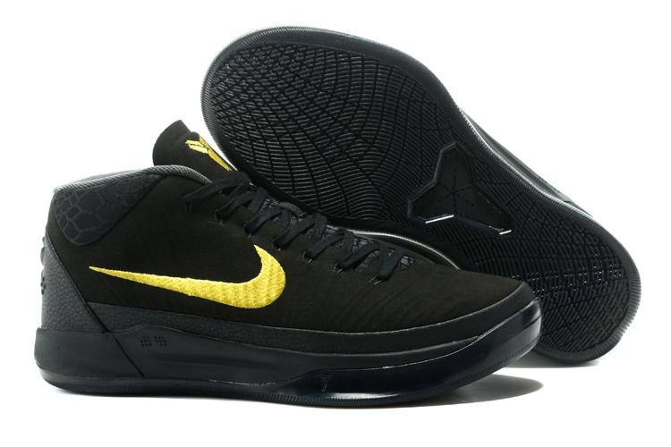 6f02bd2c354bca Prev Nike Zoom Kobe XIII 13 A.D. Men Basketball Shoes Black Yellow 852425.  Zoom