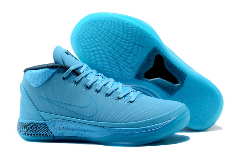 e23738715bc8 Prev Nike Zoom Kobe XIII 13 ZK 13 Men Basketball Shoes Sky Blue All Black.  Zoom