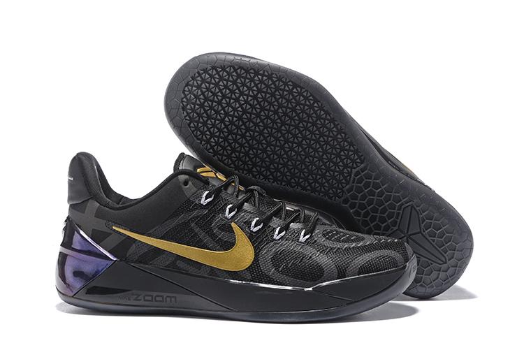 58624e65c565 Prev Nike Zoom Kobe AD EP Black Golden Men Shoes. Zoom