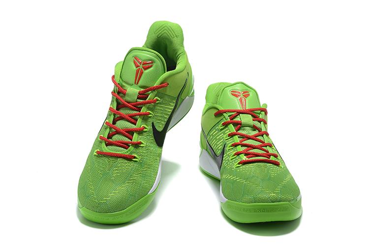73f2edd37ab5 ... new zealand nike zoom kobe 12 ad green black red men basketball shoes  febbuy 8d471 0bac5