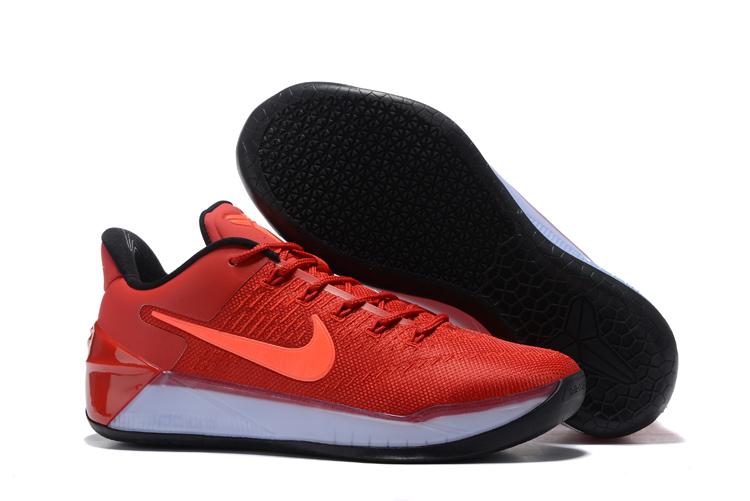 brand new 220d7 87cfc Nike Zoom Kobe 12 AD Red White Black Men Basketball Shoes -