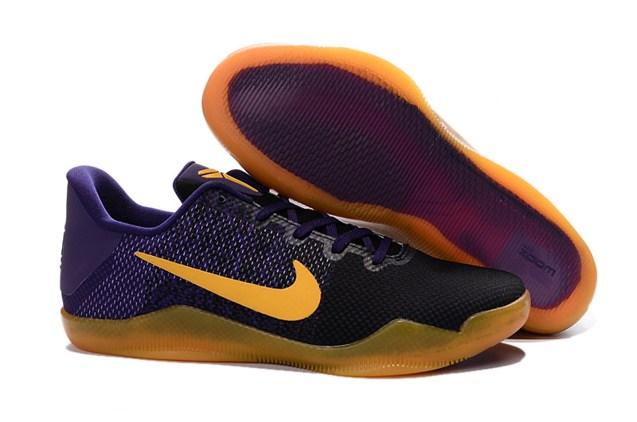 afdd580d2db Prev Nike Kobe XI 11 Elite Low ASG All Star Black Purple White Basketball  Shoes 822675 P