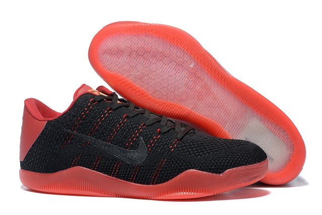 91bba8671aa6 Prev Nike Kobe XI 11 Elite Low Black Red Gold Men Basketball Shoes 822675
