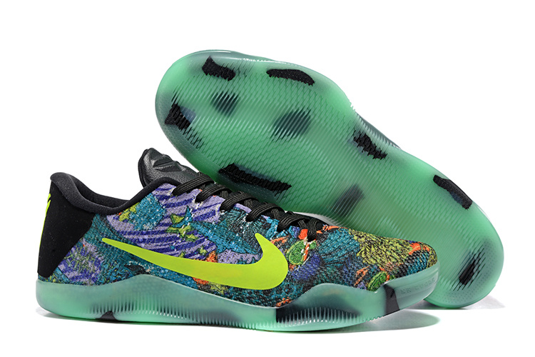 best sneakers 4a22b e0afd ... Kobe XI 11 Elite PE Low Colorful Master Class Men Basketball Shoes  822675-. Zoom