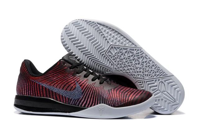2690c7e11b09 Prev Nike Kobe Mentality II EP 2 Kobe Bryant Red Black Men Basketball Shoes  818953 002. Zoom