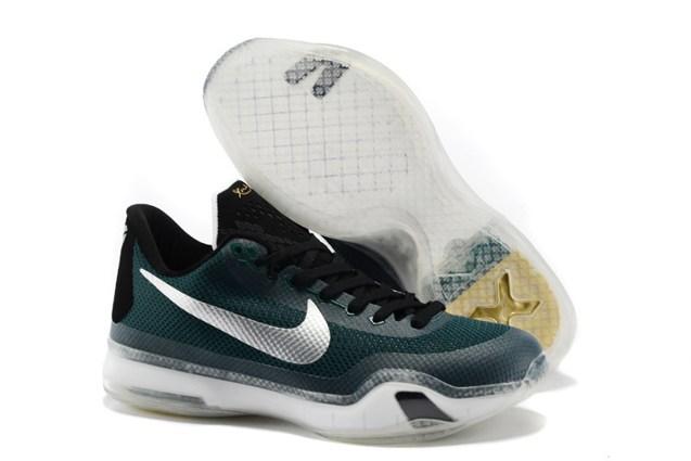 535eb81c4964 Prev Nike Zoom Kobe X 10 Low Dark Green Black Men Basketball Shoes 745334