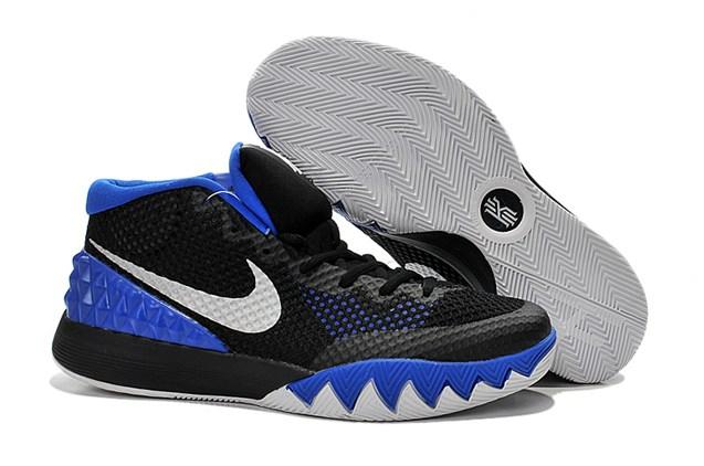 online store 15967 35552 Prev Nike Kyrie Irving 1 EP Brotherhood Blue Black Men Basketball Shoes  705278 400. Zoom