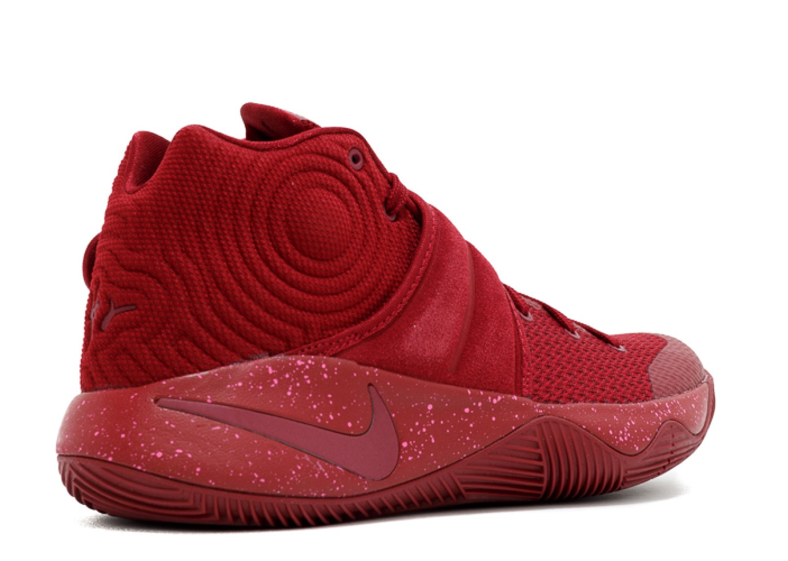 competitive price 178a2 cf887 ... Kyrie 2 Red Velvet Platinum Black Pure Red Team 819583-600 ...