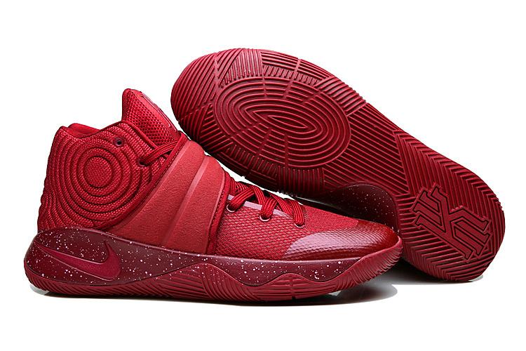 61c362673ced Prev Nike Kyrie 2 EP II Irving Red Velvet Cake Mens Basketball Shoes  820537-600. Zoom