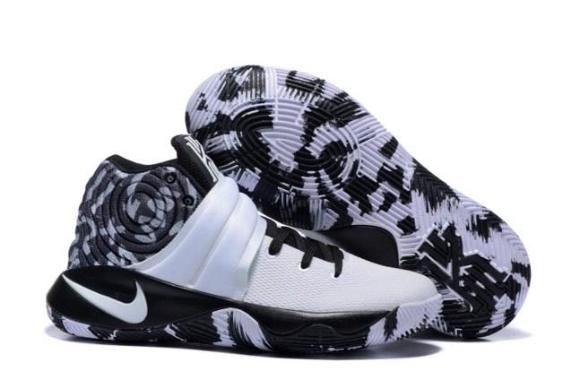 29958fcbead Prev Nike Kyrie 2 II EP White Camo Black White Men basketball Shoes 819583  202