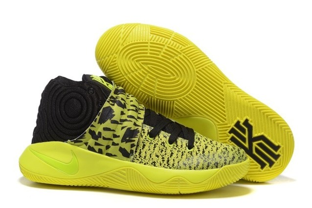 Prev Nike Kyrie 2 II Effect EP Ivring Yellow Black Men basketball Shoes  819583 003. Zoom 2a7451cb6